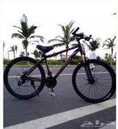 دراجه رياضيه مقاس 27 للبيع  في جدة حالا