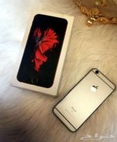 ايفون 6S نظيف جدا 64G