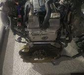 للبيع - مكينة 2jz vvti twin turbo