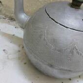 ابريق شاي قديم