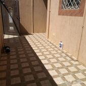 شقة للإيجار دور ارضي حي الوسام خميس مشيط