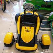 السيارات فيها ثلاثه سرعات و جيدا جيدا لطفلك