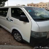 سيارة هايس للبيع موديل 2014