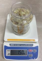 مزاد على 150 جرام لبان عماني درجة أولى فاخر