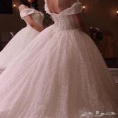 فستان زواج فخم من بوتيك RN