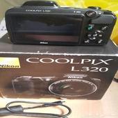 كاميرا NIKON L320