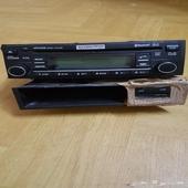 للبيع مسجل هونداي اكسنت2  USB AUX CD BLUETOOT