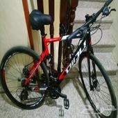 دراجة هوائية هجين من شركة Diou الفرنسية