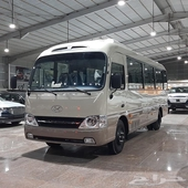 هونداي باص كاونتي 2020 سعودي 22راكب ( ديزل )