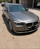 للبيع BMW 730 مديل 2012