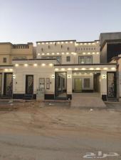 فيلا درج صاله وشقتين450م حى الرمال شرق الرياض