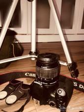 كاميرا كانون. 550D للبيع