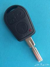 غطاء ريموت مع المفتاح لسيارة bmw
