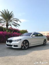 BMW 2016 740il kit M على الضمان