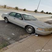 سياره فورد فيكتوريا سعودي 1999