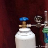 اسطوانه اكسجين مستخدمه 3 ايام