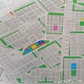 للبيع ارض مخطط 99 الجزء ج