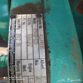 مولد كومنز كي تي 38KTA موديل 2012