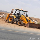 عرجا جي سي بي 2010 (( دبل )) للبيع باحسين