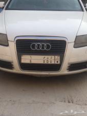 لوحه مميزه للبيع مع سياره اودي 2007
