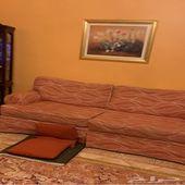 طقم جلسة غرفة معيشة كاملة