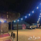 مخيم متكامل للبيع بالهفوف