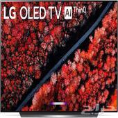 تلفزيون LG C9 OLED 55 4K120hz HDMI 2.1