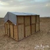 تركيب مخيمات