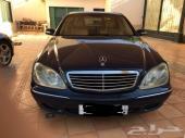 Mercedes 2001 S500