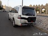 سيارة جيب مستوبيشي باجيروا 2018 GLS شبه جديدة