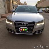Audi A8 مخزن ممشى 56 الف