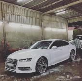 Audi A7 2016 طلبيه خاصه