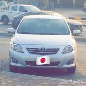 كورولا Corolla 2010