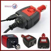 محول كهرباء بكفاءة وقوة للسيارتك