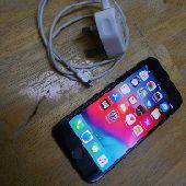 ايفون 7 حجم 128 جيجا اسود