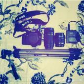 كاميرا كانون ايوس 1100 دي