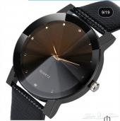 مزاد ساعة ومحفظة جلد ماركة CROSS OX 1850
