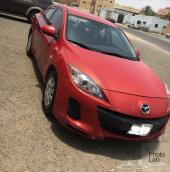 للبيع مازدا 3 2012