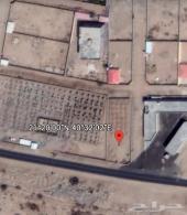 ارض تجارية(بصك) في الطايف الجديد(حي الرميدة)