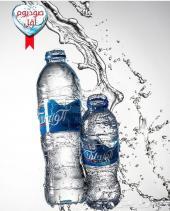 100_ مليون كرتون ماء شرب