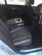 BMW 740 LI  2016 ضمان شامل