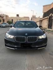 BMW 2016  730