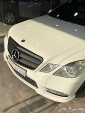 Mercedes Benz E 300 AMG 2012