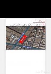 أرض للبيع للبيع بشارع الامير سلطان مع صاري