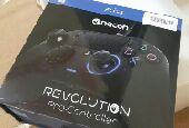 يد PS4 احترافية من ناكون شبه جديدة
