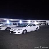 للبيع كورولا 2011 المالك الاول محافظة بدر