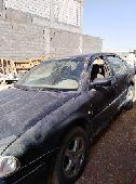 سياره سكودا للبيع تشليح موديل 2000 بنزين