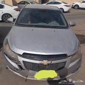 سيارة شفر كروز 2012 اتوماتيك للبيع