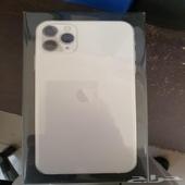 ايفون11 بروماكس 64 GB جديد بكرتونة