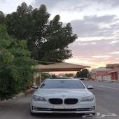 للبيع سيارة بي ام دبليو موديل 2014( 740 ) Li